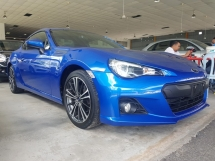 2015 SUBARU BRZ S 2.0 MANUAL GEAR BOX (UNREG) 2015