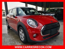 2016 MINI Cooper 1.5L 4 DOOR - JAPAN SPEC - UNREGISTERED