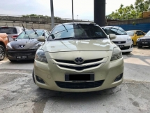 2008 TOYOTA VIOS 1.5G FACELIFT - CONDITION PERFECT - HARGA OFFER - AUNTY OWNER - ALL ORIGINAL PART - NICE PLATE NO - 4 DISC BRAKE - ABS SYSTEM - DEAL SAMPAI JADI