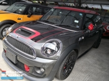 2014 MINI Clubman JCW Red Roof Racing Stripes Unreg 2014