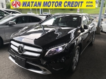 2017 MERCEDES-BENZ GLA GLA 180 1.6 KEYLESS PUSH START JAPAN UNREG