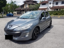 2011 PEUGEOT 308 1.6 A TURBO FULL SPEC