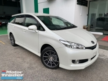 2015 TOYOTA WISH 1.8X HID SELECTION UNREG