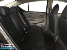 2014 NISSAN ALMERA 1.5E (A) CVT Sport Bodykit Facelift Model
