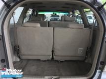 2011 TOYOTA INNOVA 2.0E (A) 7-Seater Superb Condition