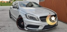 2014 MERCEDES-BENZ A-CLASS  A180 AMG 1.6 L/MILEAGE LIKE NEW