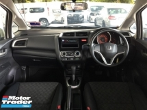 2017 HONDA JAZZ 1.5 i-VTEC (A) Sporty Facelift Model