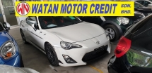 2014 TOYOTA 86 GT86 ACTUAL YEAR MAKE 2014 NO HIDDEN CHARGES