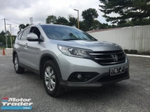 2014 HONDA CR-V CR-V 2.0 FULL SPEC FACELIFT TIPTOP