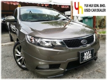 2011 NAZA FORTE 2011 Naza FORTE 1.6 SX (A) PUSH START PADDLESHIF FULL BODYKIT 1 LADY OWNER