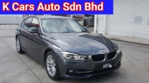 2017 BMW 3 SERIES 320I F30 (CKD) Sport Line Facelift LCI 44k Mileage Full Service By Auto Bavaria Warranty Until 2021 Worth Buy