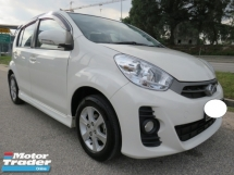 2016 PERODUA MYVI 1.3 (A) SE One Owner Accident Free Service On Time High Loan Tip Top Condition Must View