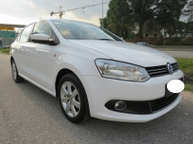 2015 VOLKSWAGEN POLO 1.6 (A) Import Baru One Owner Accident Free Service On Time Tip Top Condition