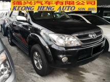 2006 TOYOTA FORTUNER 2.7V Petrol TRUE YEAR MADE 2006 Leather 7 Seater