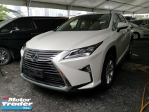 2016 LEXUS RX LEXUS RX200t With Sunroof.(Brand New Car)