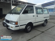 2008 NISSAN VANETTE VPC22EFUP TIP TOP CONDITION BLACKLIST CAN APPLY