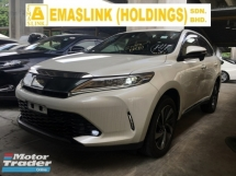 2017 TOYOTA HARRIER HARRIER 2.0 TURBO NEW MODEL 3LED LIGHT POWER BOAT FULL VIEEW CAM