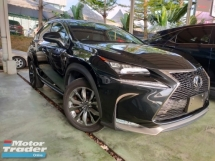 2016 LEXUS NX 2016 Lexus NX200T F Sport Sun Roof Full Leather Pre Crash Unregister for sale