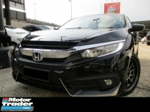 2016 HONDA CIVIC 1.5 TCP (A) Under Warranty