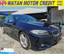 2014 BMW 5 SERIES 520i M Sport Unregister 1 YEAR WARRANTY