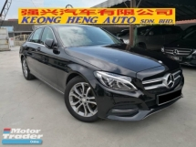 2015 MERCEDES-BENZ C-CLASS C200 Avantgarde CKD TRUE YEAR MADE 2015 51k km only Mil Full Service C and C