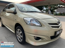 2008 TOYOTA VIOS 1.5E (AT) 1 Owner Car,Keep Very Well,Free TRD bodyKits,High Loan - Low Down Payment'