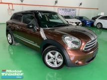 2014 MINI 3 DOOR Paceman Cooper 1.6 ALL4 JAPAN UNREG