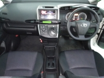 2015 TOYOTA WISH 1.8X JAPAN UNREGISTERED