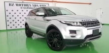 2014 LAND ROVER EVOQUE 2.0 A RANGE ROOVER DYNAMIC SPEC JAPAN UNREGISTERED