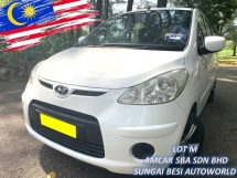 2009 HYUNDAI I10 1.1 (A) COMPACT HATCHBACK B/LIST LOAN