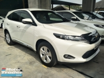 2015 TOYOTA HARRIER 2.0 POWER BOOT 360 SURROUND CAMERA SEMI LEATHER ELECTRIC SEATS FREE WARRANTY LOCAL AP