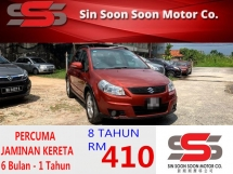 2010 SUZUKI SX4 1.6 Facelift Premier FULL SPEC(AUTO)2010 Only 1 UNCLE Owner, 91K Mileage with FULL SUZUKI SERVICE RECORD & BOOKLET HONDA TOYOTA NISSAN MAZDA PERODUA MYVI AXIA VIVA ALZA SAGA PERSONA EXORA ERTIGA VIOS YARIS ALTIS CAMRY VELLFIRE CITY ACCORD CIVIC ALMERA KIA