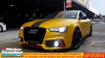 2014 AUDI A5  A5 2.0 TFSI QUATTRO S-LINE(A)300 WHP SPORTBACK BOSE