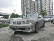 2004 NISSAN SENTRA 1.6 SG (A) CCRIS AKPK CAN LOAN ** BLACKLIST SAA CAN LOAN ** CTOS PTPTN CAN LOAN **