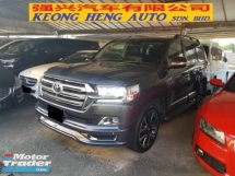 2012 TOYOTA LAND CRUISER 4.6 ZX (CONVERT TO NEW MODEL)