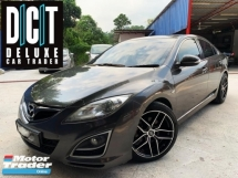 2013 MAZDA 6 2.5 SDN 5EAT 1 DOCTOR OWNER ORI PAINT TIPTOP CONDITION