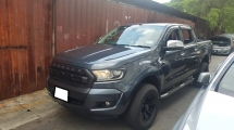 2015 FORD RANGER 2.2 XLT (A) 4X4 HI-RIDER PICKUP TRUCK, REG JAN 2016, ONE CAREFUL OWNER, FULL SERVICE RECORD, LOW MILEAGE DONE 70K KM, 16