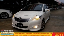 2011 TOYOTA VIOS  1.5 E FACELIFT (A) LIKE NEW CAR FULL TRD SPORTIVO BODYKITs
