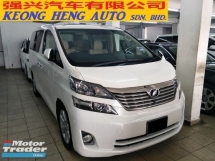 View 184 Used TOYOTA VELLFIRE 5 for sales in Malaysia | Motor Trader
