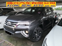 2016 TOYOTA FORTUNER 2.7 SRZ Latest Model Full Spec TRUE YEAR MADE 2016 Mil 22k km only Like New Warranty to Oct 2021