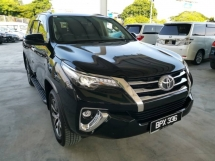 2018 TOYOTA FORTUNER 2.7 SRZ (A) One Careful Owner
