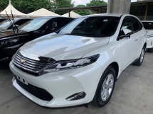 2015 TOYOTA HARRIER 2.0(A)SURROUND CAMERA POWERBOOT WARRANTY UNREG