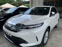 2017 TOYOTA HARRIER 2.0(A)FACELIFT ROOF 360CAM POWERBOOT