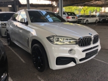 2015 BMW X6 M Sport xDrive 40d 3.0 Twin Turbocharged New Model Head Up Display 4 Surround Camera Intelligent LED Harman Kardon Premium Sun Roof Memory Seat Paddle Shift Steering Sport Plus Eco Selection Bluetooth Connectivity Unreg