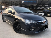 2010 HONDA CIVIC 2.0 i-VTEC FD MUGEN - LEATHER SEAT - PADDLE SHIFT - NICE RIM - SUBWOOFER AMP - DONE COATING - NICE PLATE NO - PERFECT CONDITION - DEAL PROMO NOW