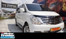 2013 HYUNDAI GRAND STAREX ROYALE 12 SEATER MPV 2.5 (A) CRDI DIESEL TURBO !! NEW FACELIFT !! REVERSE CAMERA / FULL LEATHER SEATS AND ETC !! PREMIUM MPV FULL SPECS !! ( WXX 7399 ) 1 CAREFUL OWNER !!
