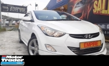 2014 HYUNDAI ELANTRA 1.8 (A) GLS EDITION !! DOHC 16 VALVE !! NEW FACELIFT !! FULL BODYKIT / SUNROOF / KEYLESS ENTRY / PUSH START / REVERSE CAMERA / FULL LEATHER SEATS AND ETC !! PREMIUM FULL HIGH SPECS !! ( X 9563 X ) 1 CAREFUL OWNER !!