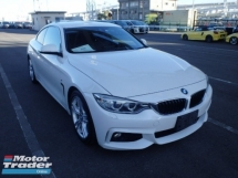 2015 BMW 4 SERIES 420i MSport Coupe UNREGISTER Japan Spec LOW INTEREST 2.XX%