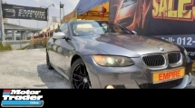 2011 BMW 3 SERIES 325i M-SPORT MODEL E92 !! 2 DOOR COUPE !! HARD TOP CONVERTIBLE CABRIOLET !! LIMITED EDITION !! TWIN POWER TURBO !! NEW FACELIFT !! PADDLE SHIFT / PUSH START / FULL NAPPA SPORT ELECTRICAL LEATHER SEATS AND ETC !! PREMIUM FULL HIGH SPECS !! COLLECTORS ITEM