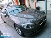 2011 BMW 5 SERIES 523i LOCAL BY BMW MALAYSIA